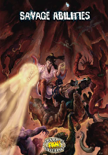 Zadmar's Savage Worlds stuff